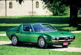 Alfa Romeo Montreal (1970-77)
