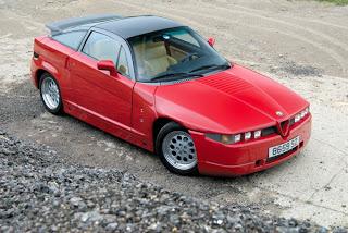 Alfa Romeo SZ/RZ (1989-1993)