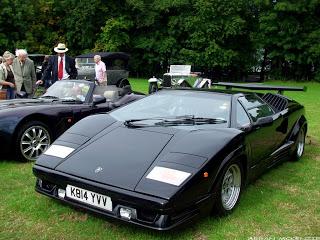 Lamborghini Countach 25º Aniversario (1988-1990)