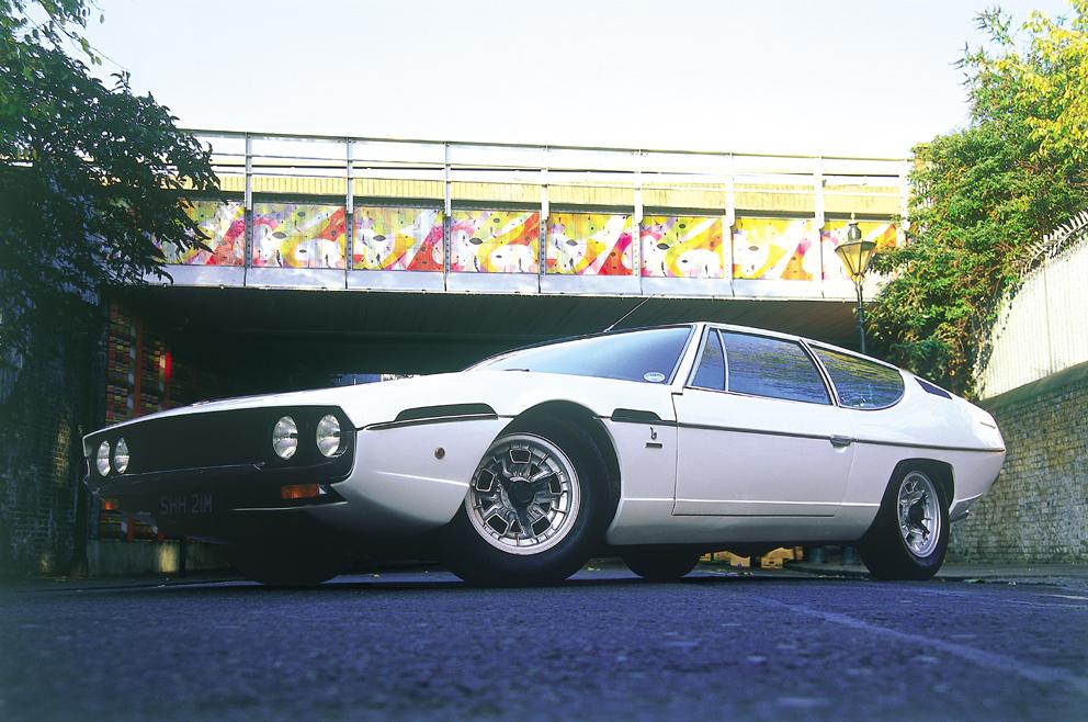 Lamborghini Espada (1968-78)