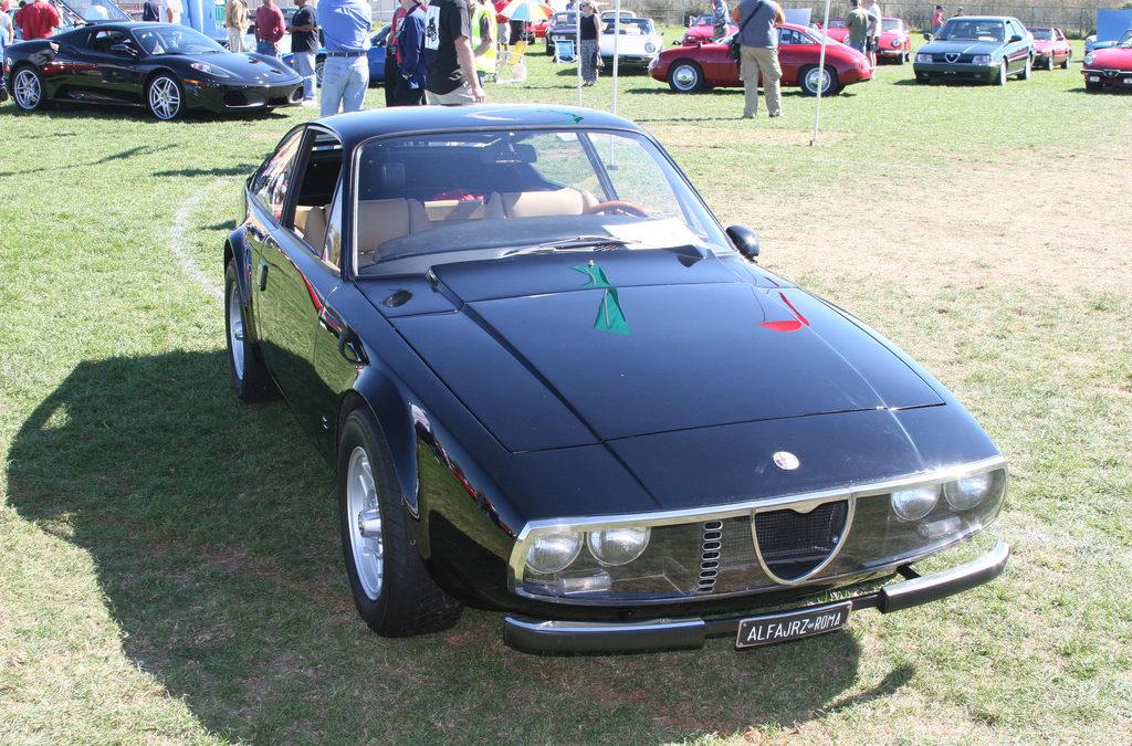 Alfa Romeo Junior Zagato (1969-75)