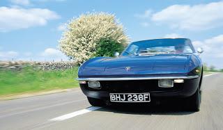Lamborghini Islero (1968-71)