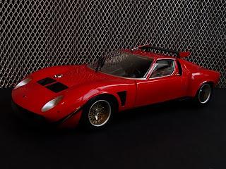 Lamborghini Jota (1970)