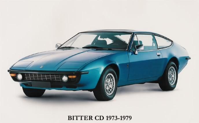 Bitter CD (1973-1973)