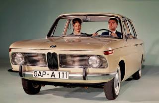 BMW 1500 (1962-72)
