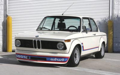 BMW 2002 Turbo (1973)