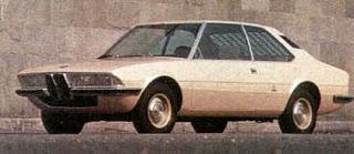 BMW 2200 Ti Garmisch (1970)