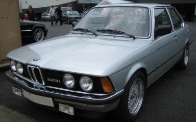 BMW 323i (1975-83)