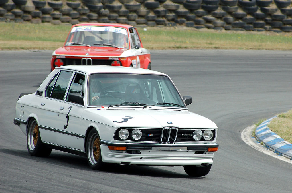 BMW M535i (1979-81)