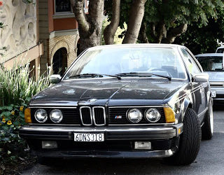 BMW M 635 Csi (1983-1988)