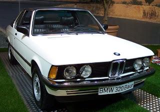 BMW Serie 3 Baur (1978-82)