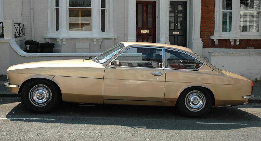Bristol 603 (1976-82)