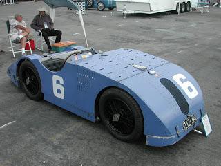 Bugatti Type 32 Tank -Leyendas de la competición