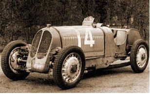Bugatti Type 53 -Leyendas de la Competición