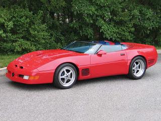 Callaway Speedster Corvette (1991)