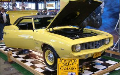 Chevrolet Camaro ZL1 (1969-70)