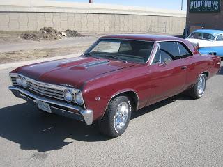 Chevrolet Chevelle (1964-80)