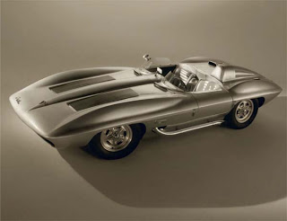 Chevrolet Corvette Stingray (1963-67)