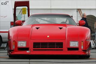 Ferrari 288 GT0 Evoluzione (1984)