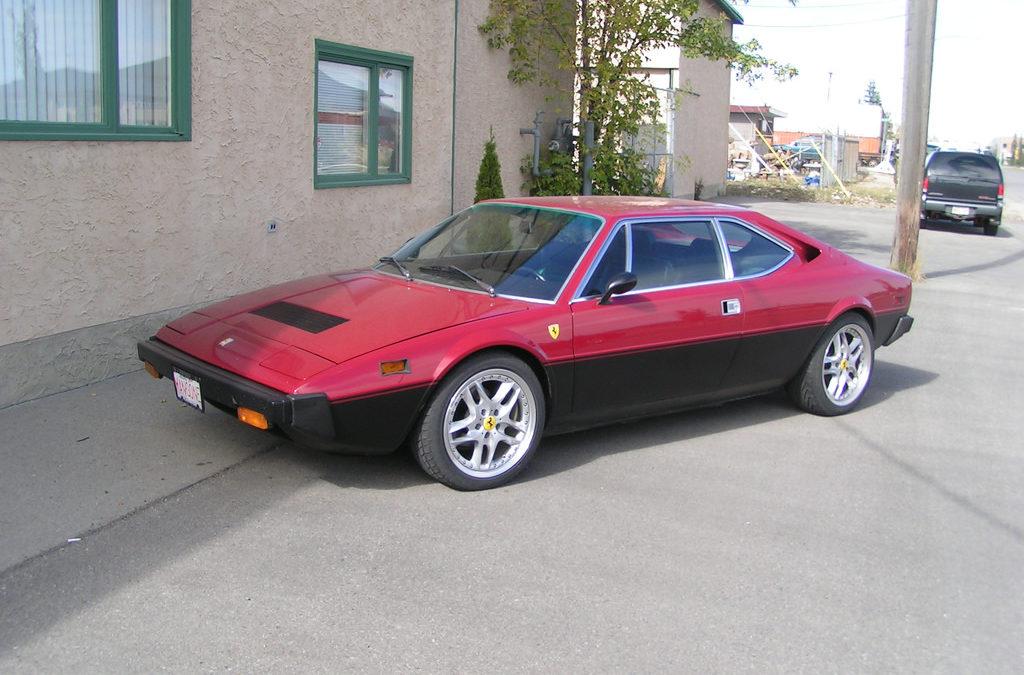 Ferrari 308 GT4 (1973-1980)