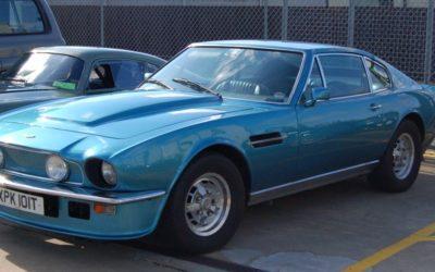 Aston Martin V8 (1972-1990)