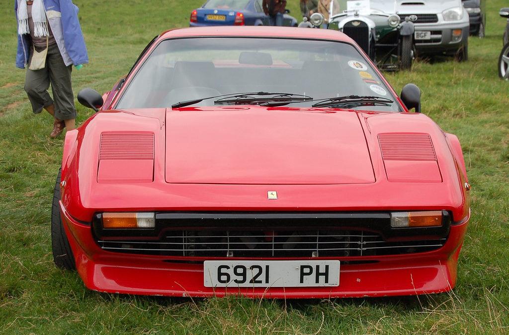 Ferrari 308 GTB/S (1975-81)
