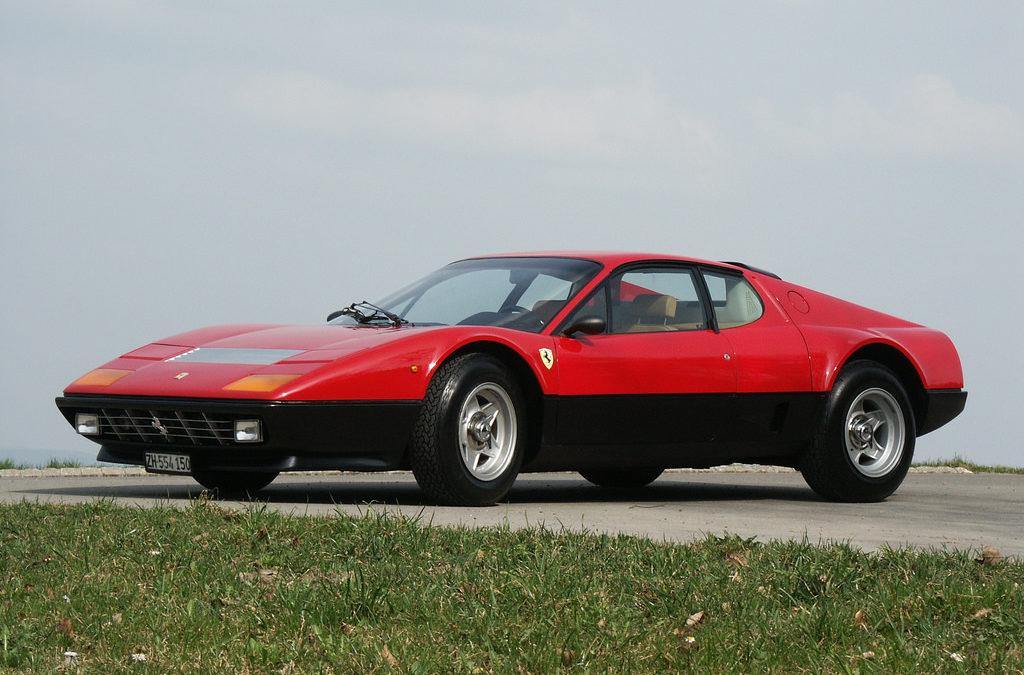 Ferrari 512 BB (1976-1985)
