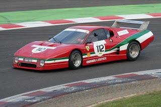 Leyendas de la competición: Ferrari 512 BB LM