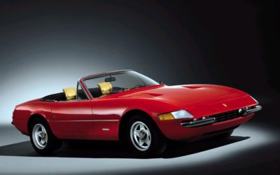 Ferrari Daytona Spider (1969-74)