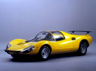 Ferrari Dino 206 Berlinetta Competizione (1967)