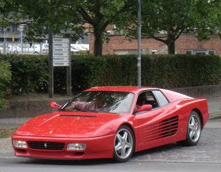 Ferrari Testarossa (1984-92)