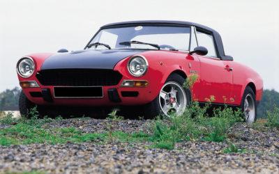 Fiat 124 Abarth (1971)