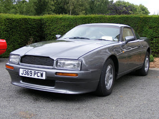 Aston Martin Virage (1988-1999)