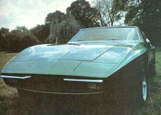 Intermeccanica Indra (1971-75)