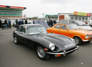 Jaguar E-Type (1961-75)