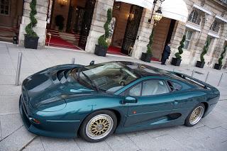 Jaguar XJ 220 (1989)