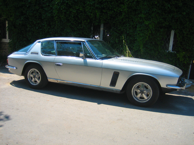 Jensen Interceptor (1966-76)